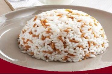 sehriye pirinc pilavi